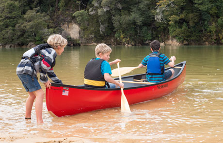 Wilderness Canoe Camps - Quality, Quiet Adventures in the Top of the South